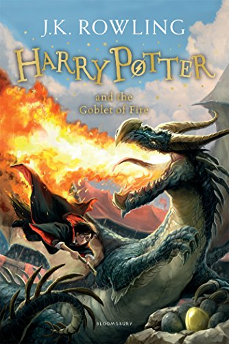 Harry Potter and the Goblet of Fire (Harry Potter 4)