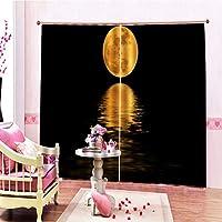 トップ遮光カーテンパネルウィンドウスクリーニングウィンドウドレープ170 * 200センチDZQT011115エレガントルーム装飾カーテン(多色)