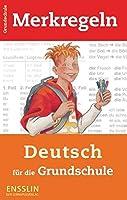 Merkregeln Deutsch fuer die Grundschule