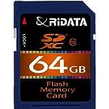 ライテック製 / RiDATA / SDXC メモリーカード / SDXC 64GB CLASS10