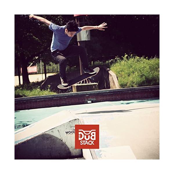 DUB STACK(ダブスタック) スケートボ...の紹介画像3