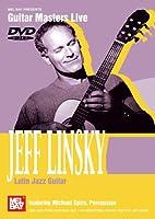 Jeff Linsky: Latin Jazz Guitar [DVD] [Import]