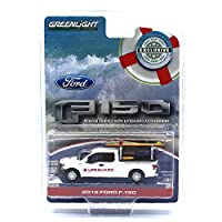 1/64 2016 Ford F-150 with Lifeguard Accessories (Hobby Exclusive)
