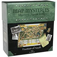 Map Mysteries - Fountain of Youth Puzzle