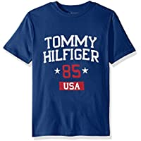 Tommy Hilfiger Boys Short Sleeve Graphic Tee Short Sleeve T-Shirt