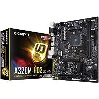 GIGABYTE AMD A320チップセット搭載マザーボード GA-A320M-HD2