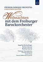 Christmas With the Freiburg Baroque Orchestra [DVD]