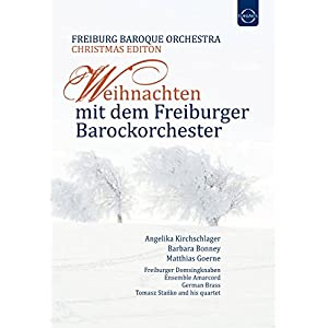 Christmas With the Freiburg Baroque Orchestra [DVD] [Import]