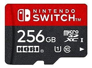 【任天堂ライセンス商品】マイクロSDカード256GB for Nintendo Switch【Nintendo Switch対応】