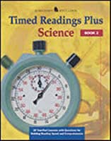 Timed Readings Plus in Science: Book 1