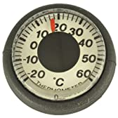 A&F(エイアンドエフ) リスト温度計ミニ NO.80N 2.5cm 00740003
