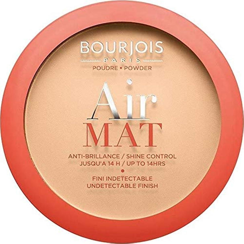 スコア正規化ロビー[Bourjois ] ブルジョワ空気マット圧粉 - ライトベージュ - Bourjois Air Mat Pressed Powder - Light Beige [並行輸入品]