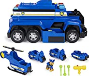 Paw Patrol 6058329 Chase Deluxe Police Cruiser Toy