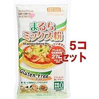 なかのソルガム まるちミックス粉(300g*5コセット) フード 除去食・代替食 主食(除去食・代替食) k1-27245-ak