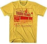 Tower Records SHIRT メンズ US サイズ: 3L
