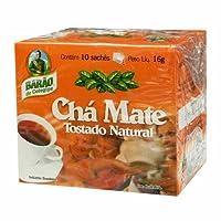 マテ茶 ブラック(ロースト) ティーバッグ バロン 16g(10袋) Cha Mate Tostado Natural
