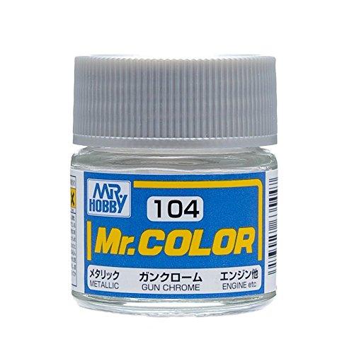 GSIクレオス Mr.カラー C104 ガンクローム