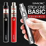 【スターターキット】 SMOK / STICK ONE BASIC 【ICE VAPEアトマイザースタンドセット】 (BLACK)
