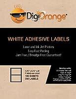 DigiOrange 200 2 per sheet 4.25 X 6.75 LABEL FOR STAMPS.COM SDC-1200 [並行輸入品]