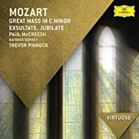 Virtuoso-Mozart: Great Mass in C Minor by BONNEY / GABRIELI CONSORT / MCCREESH (2013-05-07)