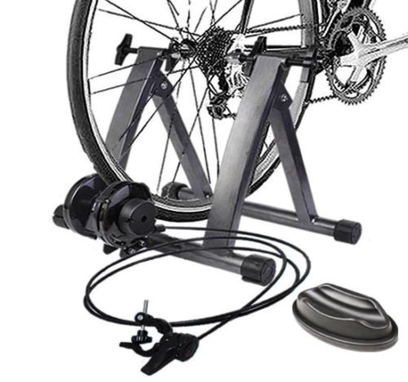 追放お風呂を持っている浸したMagnetic Indoor Bicycle Bike Trainer Exercise Stand 5 levels of Resistance by Goplus