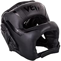 VENUM[ヴェヌム]Elite Iron Headgear エリート アイアン ヘッドギア(黒/黒)