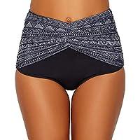 Coco Reef Women's Diva Mesh High Waist Bikini Bottom