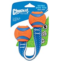 Chuckit! Small Ultra Duo Tug by Canine Hardware