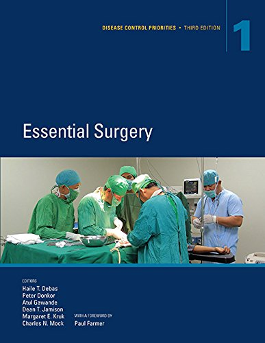 Download Essential Surgery (Disease Control Priorities) 1464800979