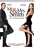 Mr. & Mrs. Smith [DVD] [Import] 画像