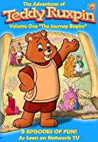 Adventures of Teddy Ruxpin 1: The Journey Begins [DVD] [Import]