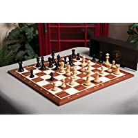 The Grandmaster Chess Set and Board Combination by
