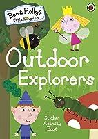 アウトドアExplorerロイヤルKingdom Fairy Tale Ben and Hollys Little Kingdom An OversizeステッカーBook