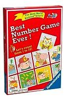 [アメリカパズル]American Puzzles Best Number Game Ever 243853 [並行輸入品]
