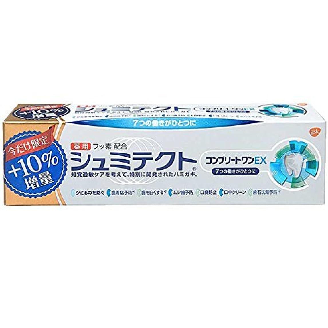 求める発見商標薬用シュミテクトコンプリートワンEX増量99g