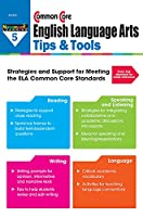 Common Core Ela Tips & Tools Grade 5 Teacher Resource (CC Ela Tips)