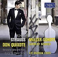 Don Quixote/Sonata for Ce
