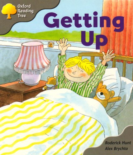 Oxford Reading Tree: Stage 1: Kipper Storybooks: Getting Upの詳細を見る