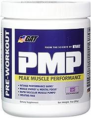 GAT PMP Pre Workout Powder, Berry Blast, 30 Servings