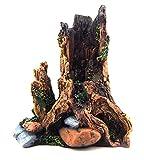 BASE GEAR(ベースギア) アクアリウム を華やかに オーナメント 選べる 流木 木の隠れ家 タイプ (流木A)