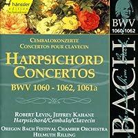 Bach;Harpsichord Concertos
