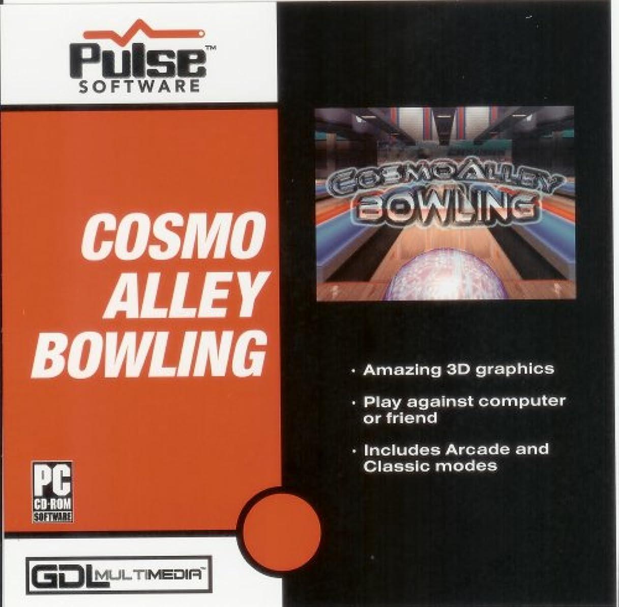 混乱させる傾く記念碑Cosmo Alley Bowling (輸入版)
