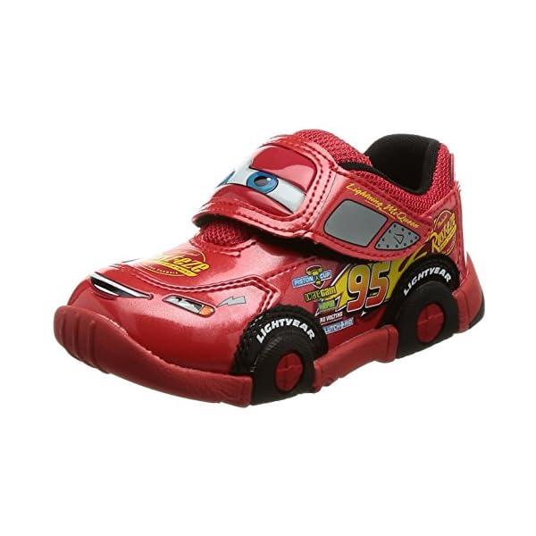 [ディズニー] 運動靴 通学履き カーズ マジッ...の商品画像