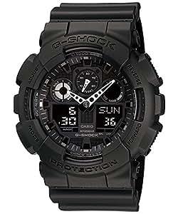 [カシオ]CASIO 腕時計 G-SHOCK(Gショック) GA-100-1A1 海外モデル [逆輸入]