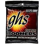 ghs エレキギター弦 Guitar BOOMERS/ギター・ブーマーズ カスタムライト 09-46 GBCL
