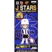 J STARS ワールドコレクタブルフィギュアvol.6 【JS043.越前リョーマ】(単品)