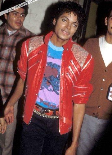 コスプレ衣装♪マイケルジャクソン風 Michael Jackson  MTV版 コート 革の服 XXXS-XXLサイズ コスチューム、コスプレ