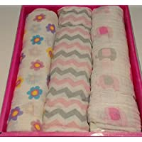 Muslin Swaddle Blanket by A.D. Sutton & Sons, Inc.