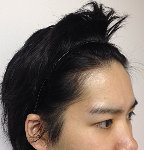 テックスメックス コイルヘアバンド 【前髪をしっかりおさえるコイルタイプバンド】