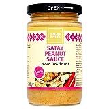 Thai Taste Satay Peanut Sauce (200g) タイの味サテのピーナッツソース( 200グラム)